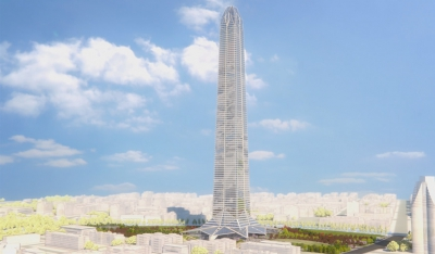 Akhmat Tower Project