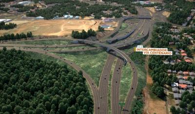 Carretera Panamericana - Puente de las Américas
