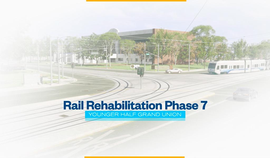 Rail Rehabilitation of the Half Grand Union